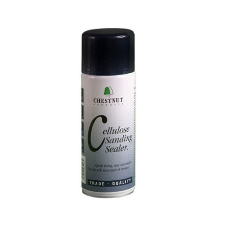 Cellulose sanding sealer aerosol
